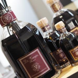 心を奪われるDr. Vranjes 赤ワインモチーフの素敵な香り♪