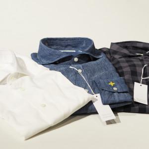 人と違う個性が出せるイタリアシャツブランド「ジャンマルコ」の魅力
