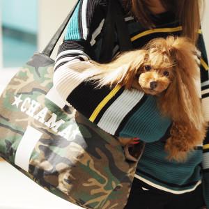 ペットと一緒にお出かけできる♪ミアバッグのペット用キャリーバッグが登場!!