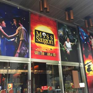 帝国劇場でミュージカル「ミスサイゴン」を観劇!