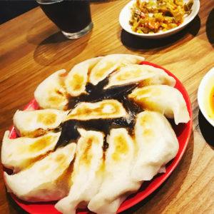 餃子がめっちゃ美味しい乃木坂「蓮月」へ!