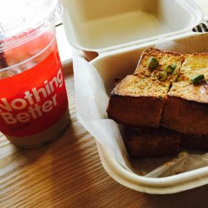 ニューバランスカフェ:Nothing Better