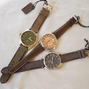 スマートに時を刻む、レアンドリの時計が渋かっこいい!