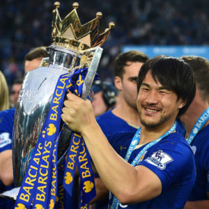 日本代表 岡崎慎司選手がアジア国際最優秀選手賞を初受賞!