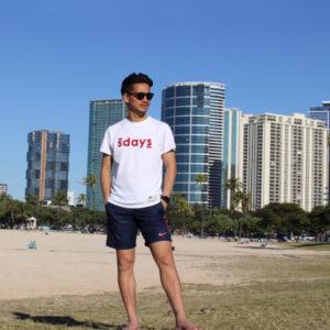 リゾートにはやっぱりマスト♡ S'DAYS in HAWAII