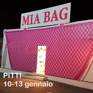 Mia Bag @ PITTI UOMO AW17