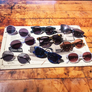 """洗練されたデザイン♪鮮やかなカラーサングラスが豊富なイタリア発のササングラス""""ROSS&BROWN"""""""