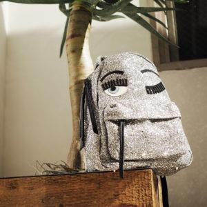 キラキラが大好きな女性へ♡ 春にオススメのChiara Ferragniのミニバックパック!