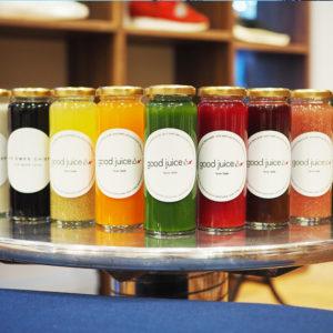 """大切な身体の為に作られたコールドプレスジュース""""good juice""""で朝から元気に!"""