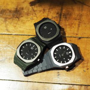 D1 Milanoの腕時計で高級感のある腕元を演出♡