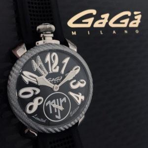 GaGaMilanoが最新モデルを発表 in バーゼルワールド