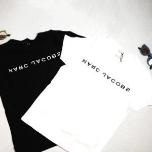 【新入荷】NY発!マークジェイコブのシンプルロゴTシャツも仲間入り!