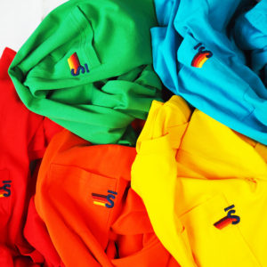 【新入荷】エスデイズのワンポイント刺繍が可愛い!カラー展開は豊富な7色!!