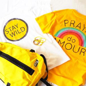 """人生を豊かにしてくれるHAPPYカラー""""Yellow""""が大集合!"""