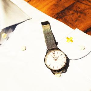 GERBAの腕時計で、春の腕元をオシャレに♡