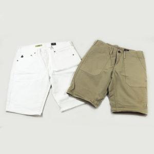 品良く、上品に盛夏スタイルはAGジーンズのショートパンツで決まり!