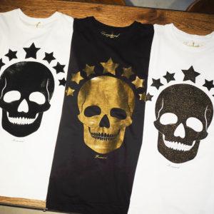 Forward Milanoの新作スカルTシャツが揃いました!!