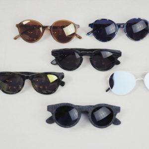 Ross & Brownのサングラスでクラシック×モダンの大人スタイルを♪