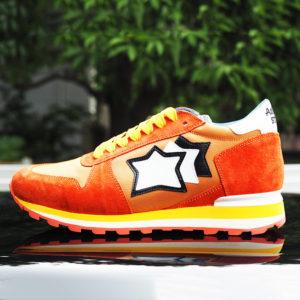 Atlantic STARSのオレンジモデルでこの夏を楽しむ♪