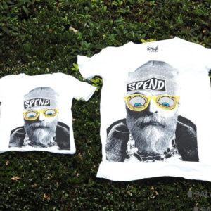 【新入荷】新作スペンドのTシャツで更にインパクトを!