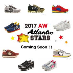 【新入荷】Atlantic STARS 第3便が8/11(金)に入荷予定!