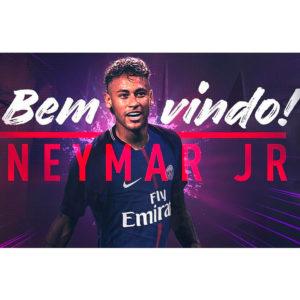 ネイマール、PSGに移籍決定!290億円でバルサを退団!
