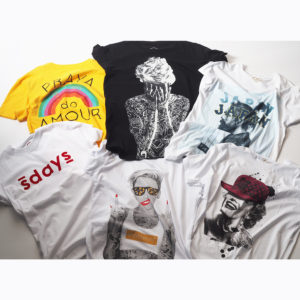 9月もまだまだフェス!POPなTシャツを着て出かけよう!