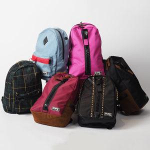 SUPE designで他のバッグに差をつけよう!