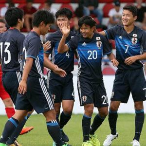 FIFA U-17ワールドカップインド2017メンバー発表!!