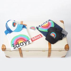 アメカジスタイル再来!エスデイズのサーフ系ロングTシャツで幅広く着こなす!