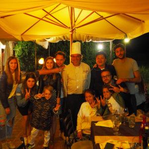 """トリュフを堪能♡ ウンブリア地方にあるレストラン""""Locanda Rovicciano""""へ!!"""