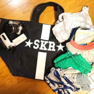 出産のお祝いにMia Bagのショッパーをプレゼント♪