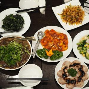 9月のお疲れ様会は、千駄ヶ谷の中華料理「陳記」へ!