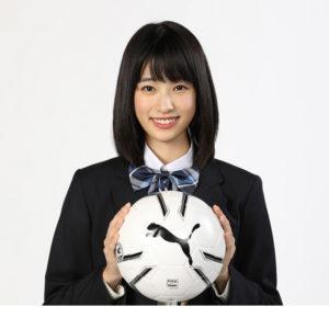 若手女優の登竜門!全国高校サッカーの応援マネージャーに注目!